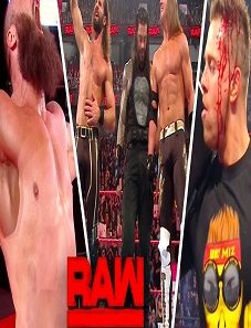 WWE Monday Night RAW 15 April 2019