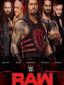 WWE Monday Night RAW 22 April 2019