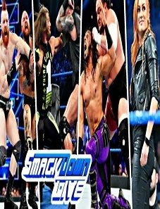 WWE Smackdown Live 02 April 2019