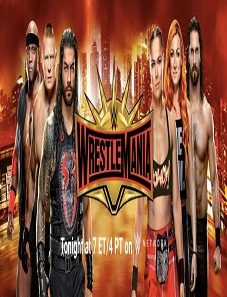 WrestleMania 35 2019 PPV