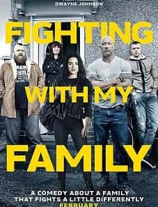 Fighting with My Family 2019
